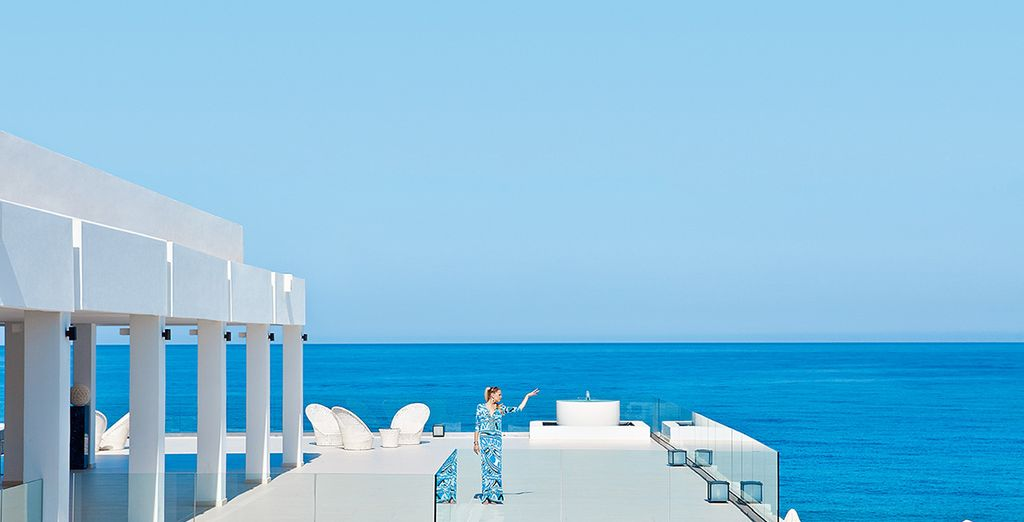 Te presentamos el Grecotel White Palace Luxury Resort - All Inclusive 5*
