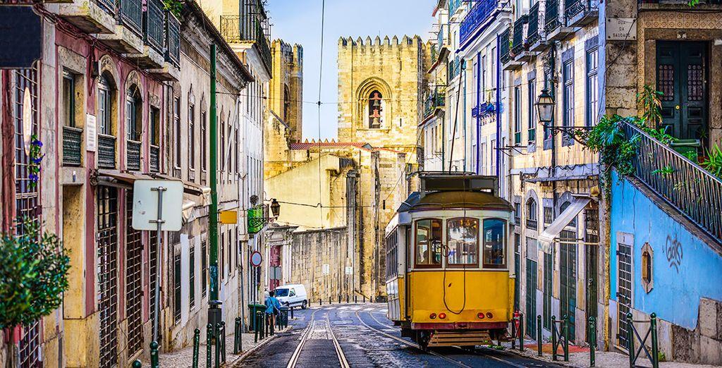 Mejores cosas para ver en Lisboa