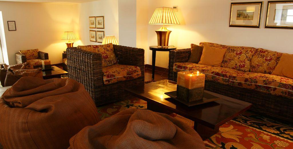 Amplias y cómodas estancias