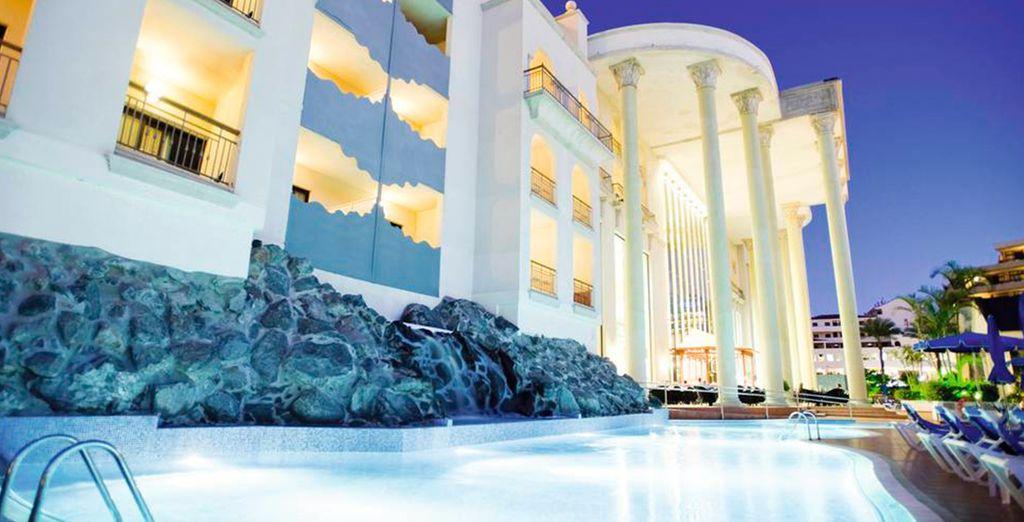 Top 10 hoteles en Tenerife