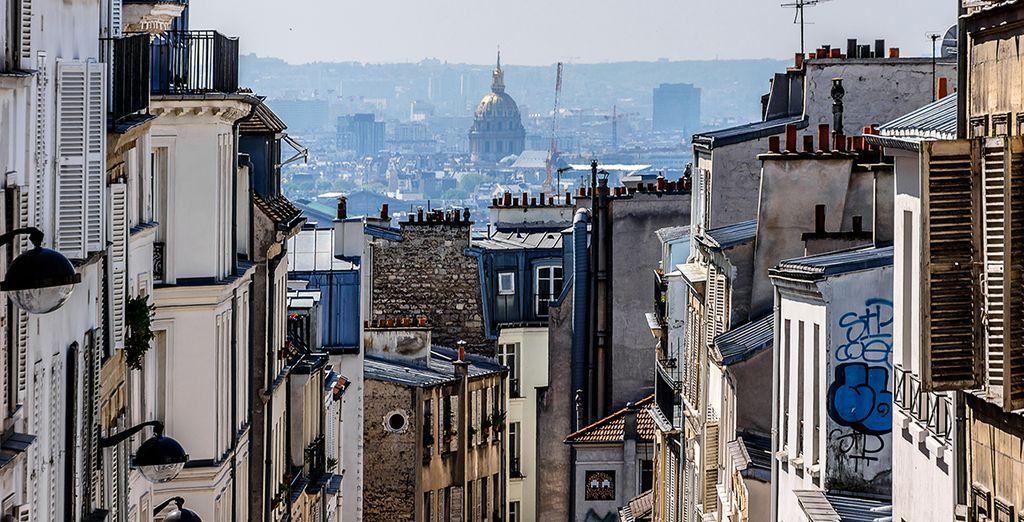 Descubre sus rincones más especiales - Villa Lafayette 4* París