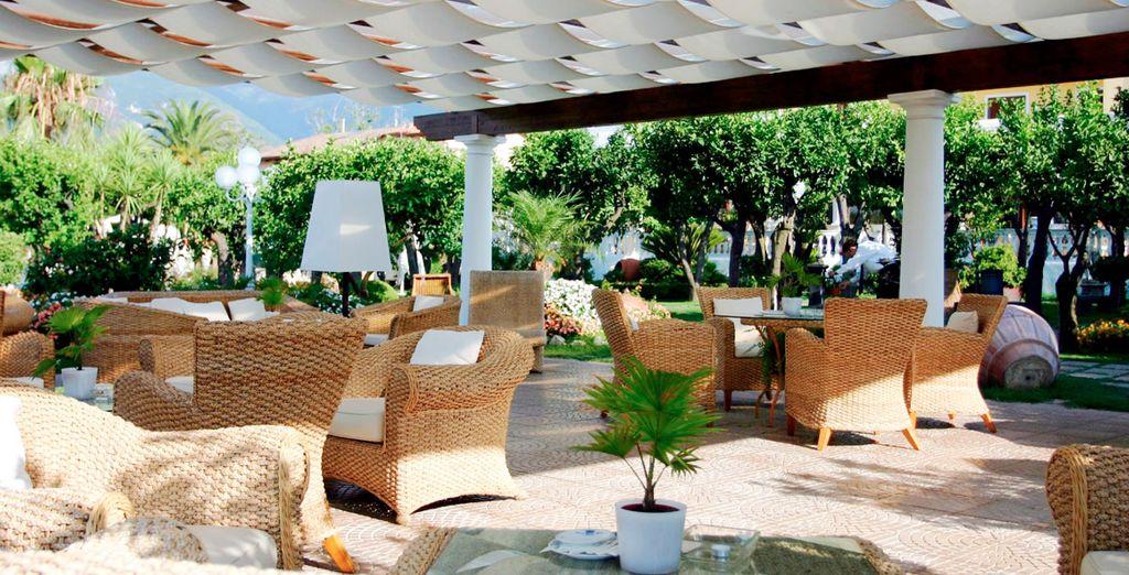 Una residencia única con toda la exquisitez italiana