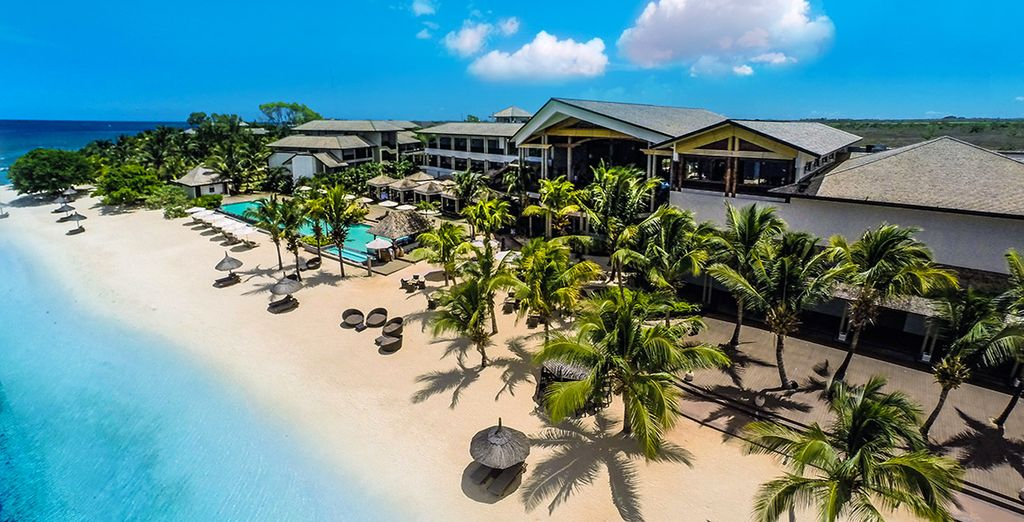 Bienvenido a InterContinental Mauritius Resort Balaclava Fort 5*