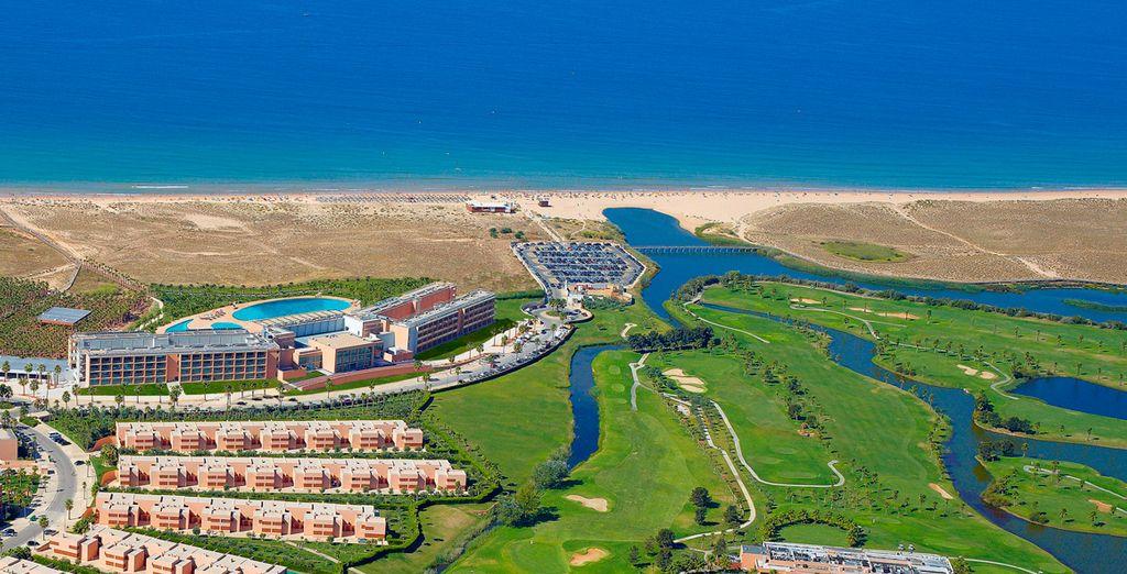 Vacaciones el Algarve, viajes al Algarve con Voyage Privé, hoteles, vuelos