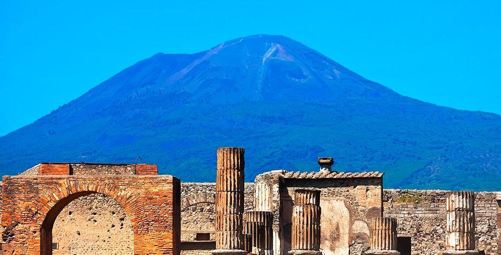 Incluye el tour privado por Pompeya en el segundo paso de la compra