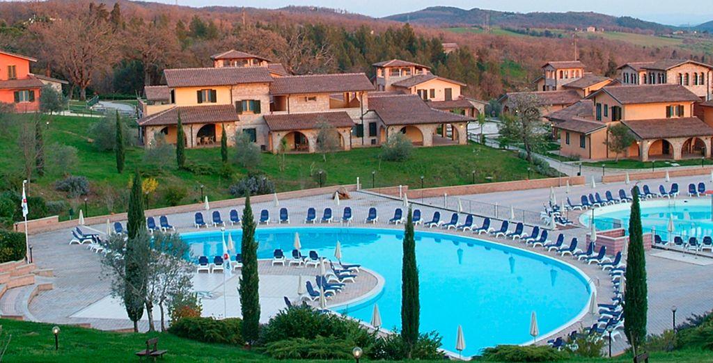 Disfrute de todos los placeres que le ofrece la Región de la Toscana