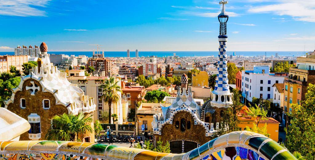 Laissez-vous porter par la douceur de Barcelone... - Hôtel Tryp Apolo 4* Barcelone
