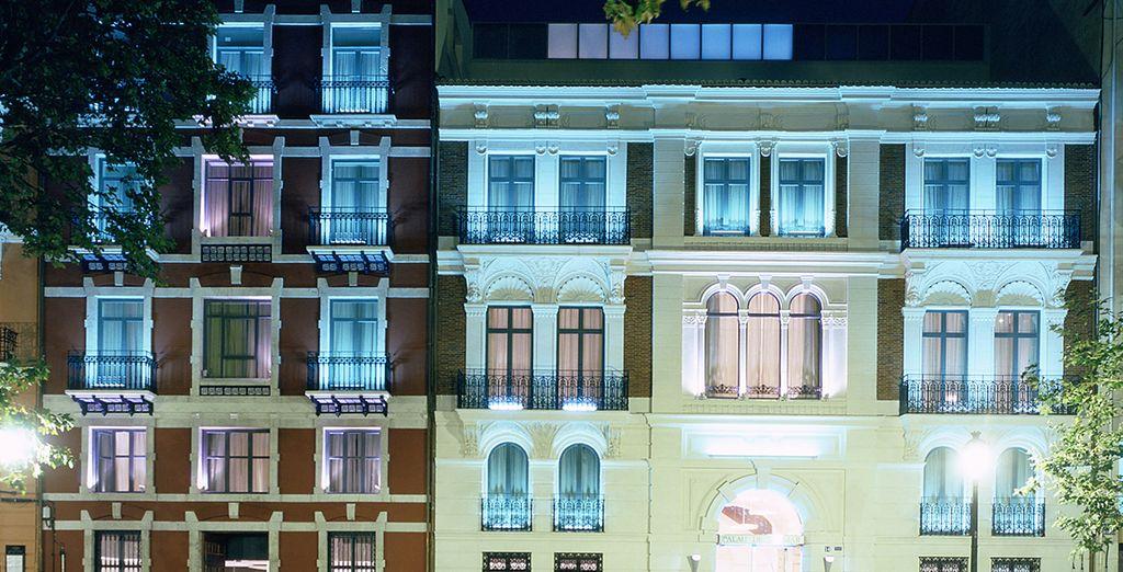 Bienvenue à l'hôtel Hospes Palau de la Mar - Hospes Palau de la Mar 5* Valence