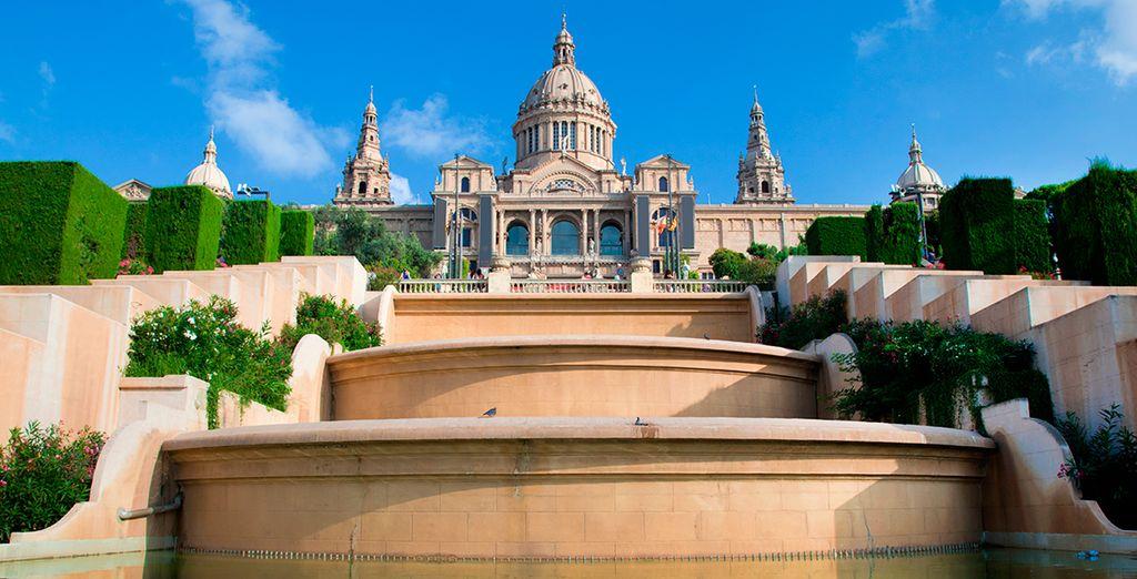 Barcelone est une ville pleine de charme