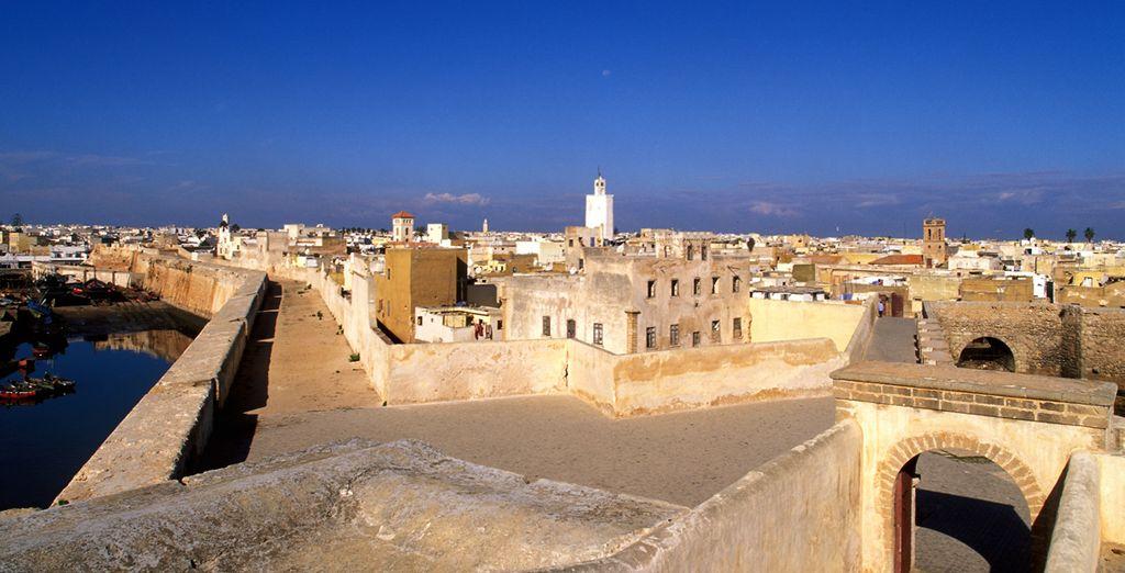 Excellent séjour à Al Jadida !