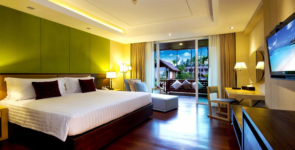Le Sentido Graceland Khao Lak Resort 5* vous accueille