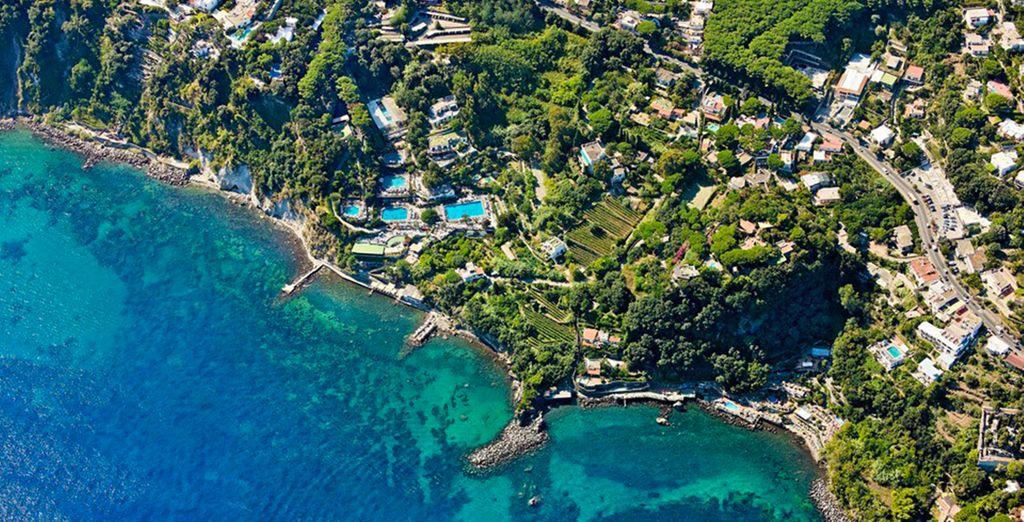 Puis découvrez la belle île d'Ischia