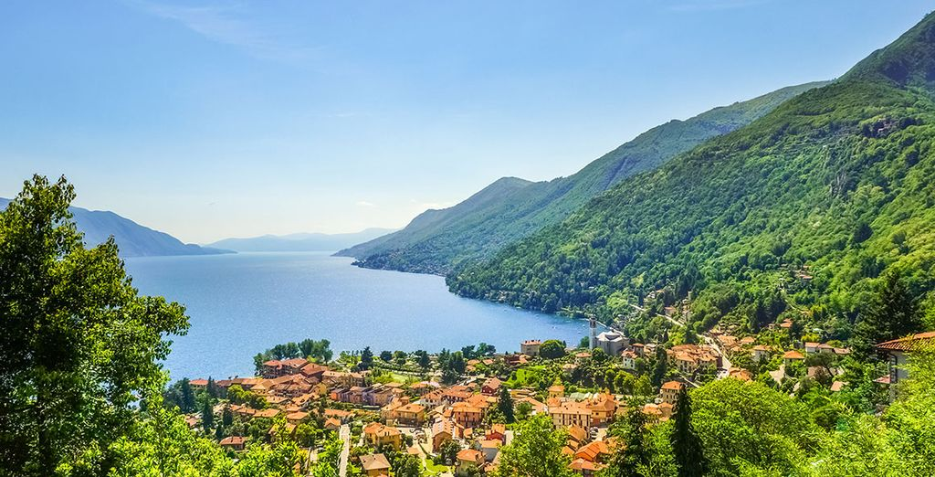 Que diriez-vous d'un séjour en plein cœur d'un paysage naturel spectaculaire...