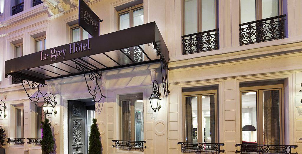 Ce boutique-hôtel est celui qu'il vous faut !