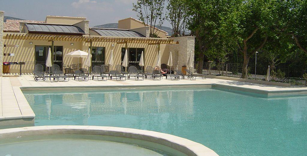 Bienvenue au Provence Country Club pour quelques jours d'exception