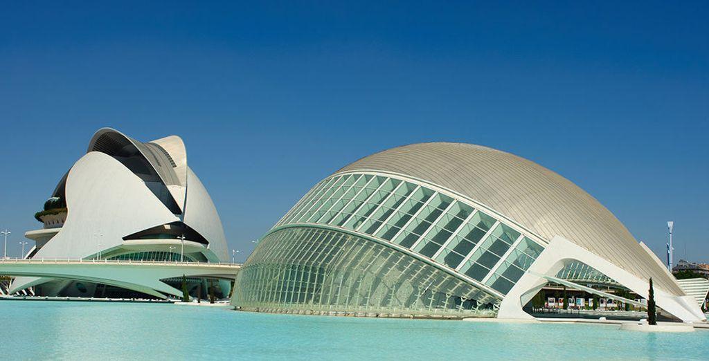 Offrez-vous une virée à Valence ! - Hospes Palau de la Mar 5* Valence