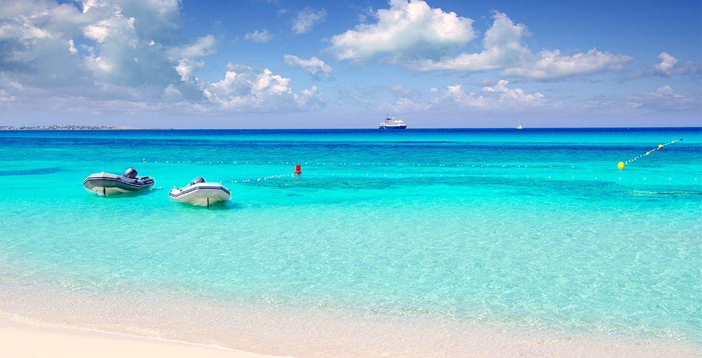 Bon séjour à Formentera !