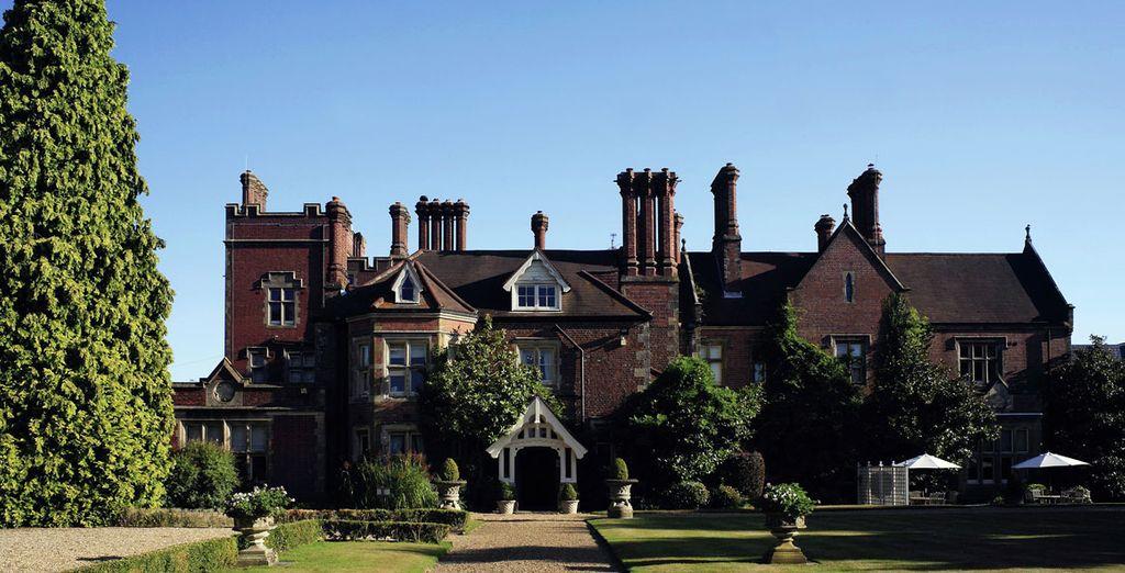 Installez vous à l'hôtel Alexander House  - Hôtel The Alexander and Utopia Spa 5* Crawley