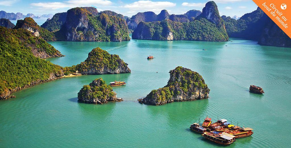 Venez vivre une expérience unique au Vietnam... - Circuit Vietnam rizières et peuples des montagnes 15 jours / 12 nuits Ho Chi Minh Ville