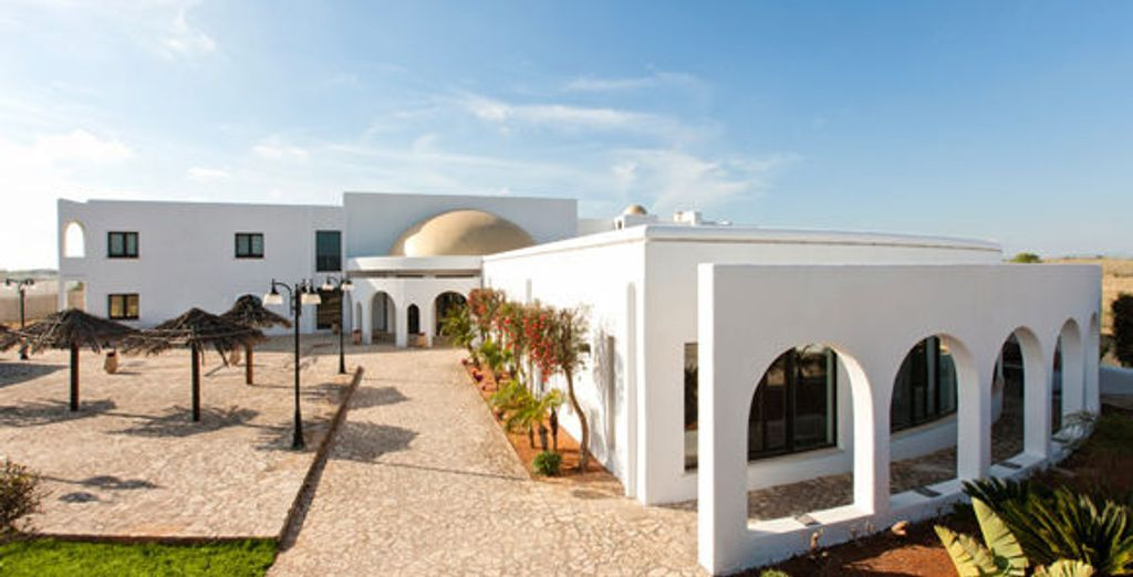 Un établissement contemporain - Zahira Resort **** Mazara de Vallo