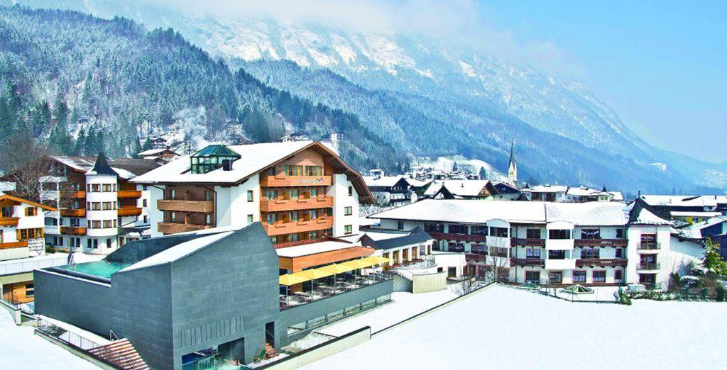 Hôtel Alpes & Spa Schwarzbrunn 4* avec Voyage Privé