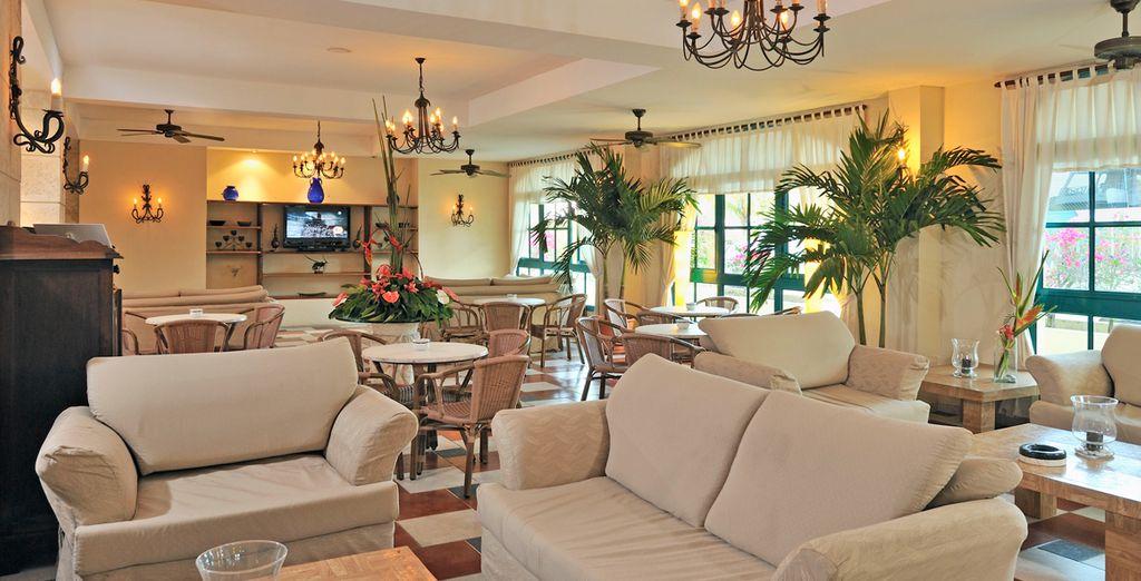 A l'hôtel Melia de las Antillas