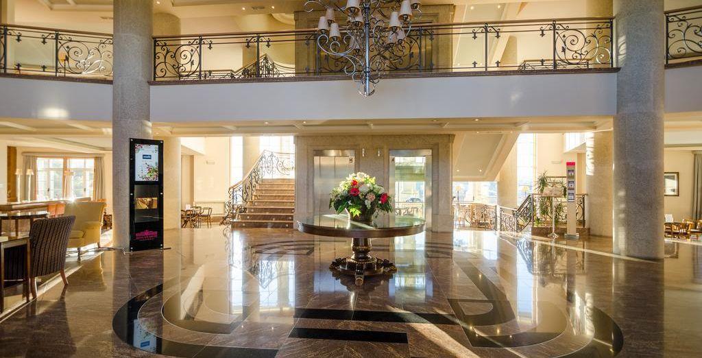 Gran Hotel Los Abetos 4*