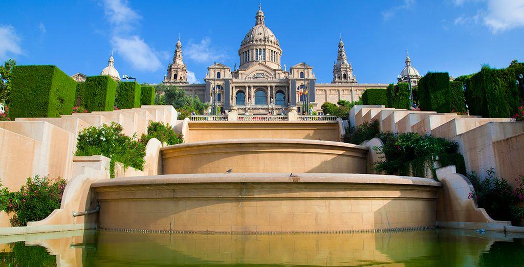 Venez découvrir une ville au patrimoine d'une grande richesse...