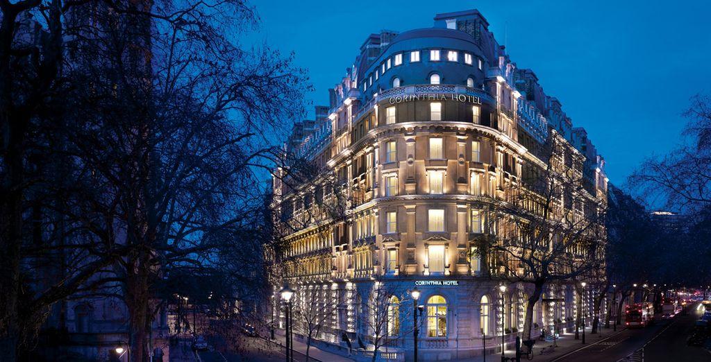 Installez-vous au Corinthia de Londres... - Corinthia Hotel London 5* Londres