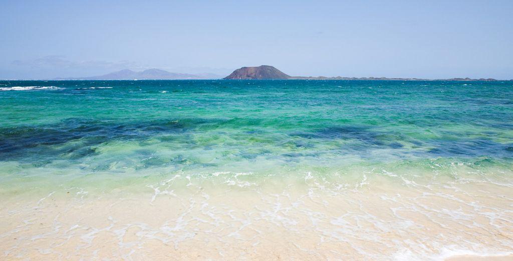 Ou à la plage à seulement 500 mètres de l'hôtel