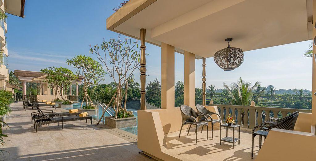 Combiné 3 hôtels 5* : Seres Springs Resort & Spa et duo Sudamala Lombok et Sanur