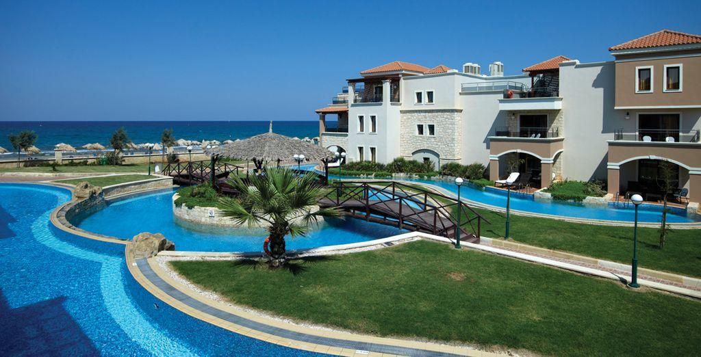 Evadez-vous en Crète !