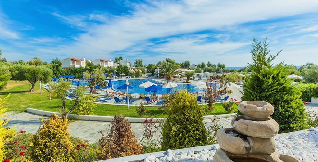 L'Anastasia Resort & Spa 5* vous y attend