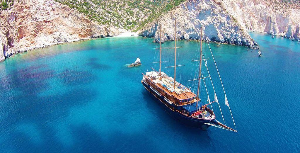 Croisière paradisiaque en Grèce avec Voyage Privé