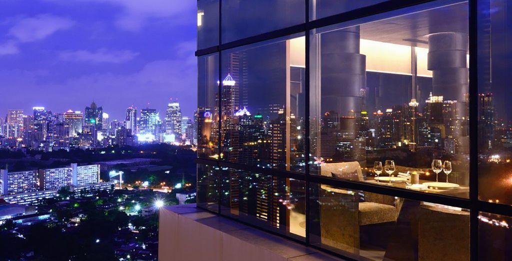 Dans un premier temps, rendez-vous à Bangkok
