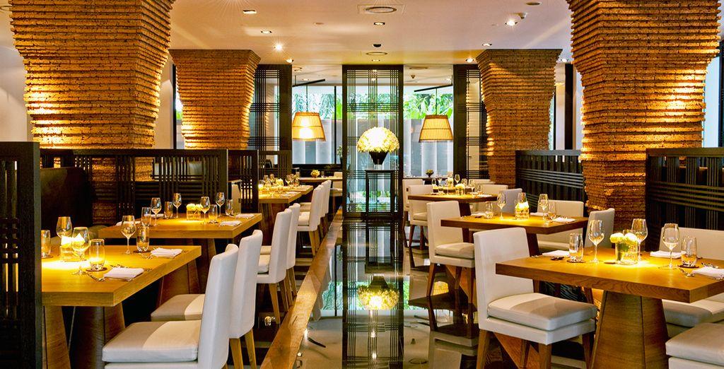 Le restaurant Nham est une étape gourmande et incontournable, mondialement reconnue