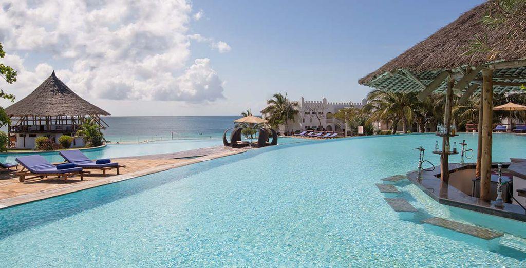 Royal Zanzibar Beach Resort 5* et safari possible