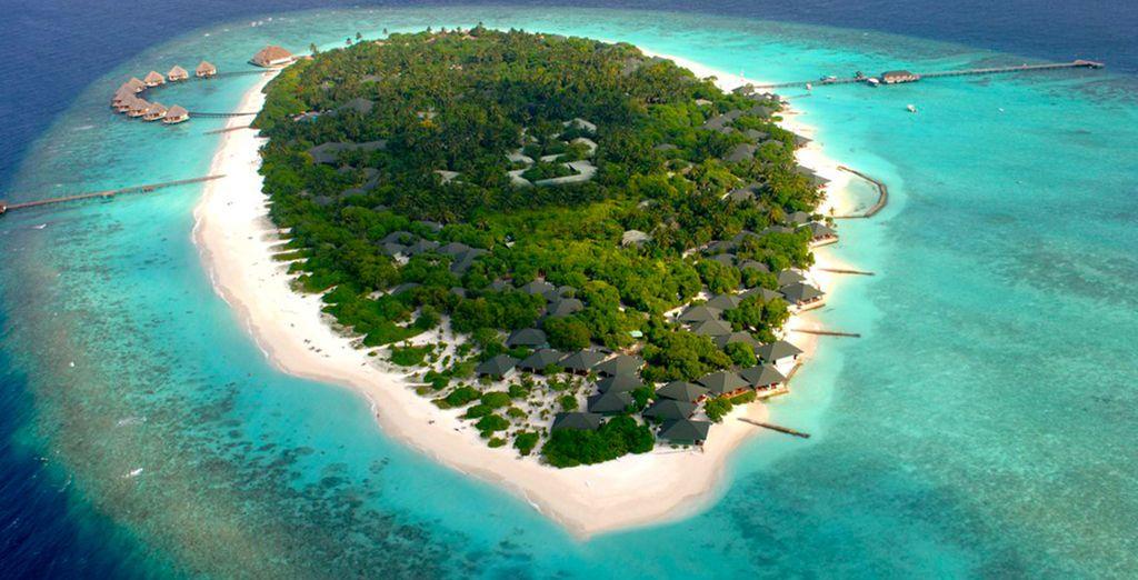 Offrez-vous un voyage hors du commun... - Combiné Sri Lanka & Maldives en classe Affaires avec Emirates Colombo
