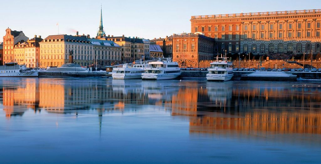 Au coeur des plus belles capitales Baltiques !