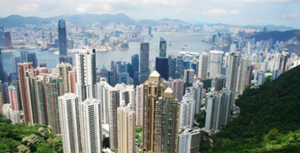 - Vols British Airways - France / Hong Kong / France - 3 ou 5 nuits sur place - Hong Kong - Chine Hong Kong