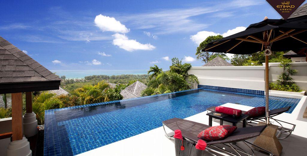 Bienvenue au paradis... - The Pavillions Phuket 5* en classe affaires avec Etihad Airways  Phuket