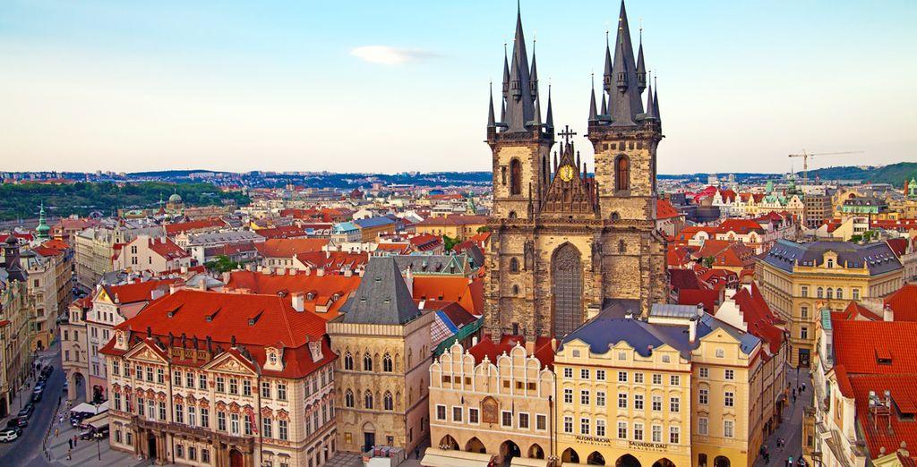 Bon séjour en République Tchèque !