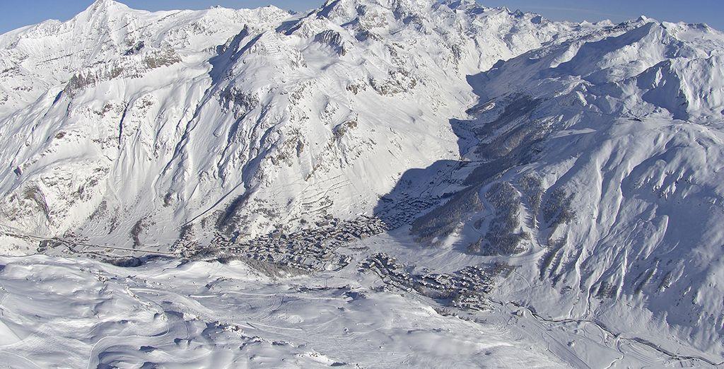Profitez d'un emplacement exceptionnel ! Val d'Isère...