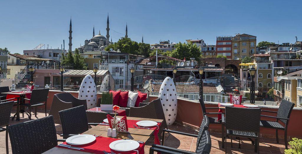 Bienvenue à Istanbul