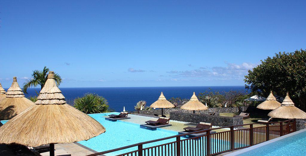 n - Combiné Saint Alexis 4* à la Réunion et l'Intercontinental Mauritius Resort 5* à Maurice Saint Gilles Les Bains