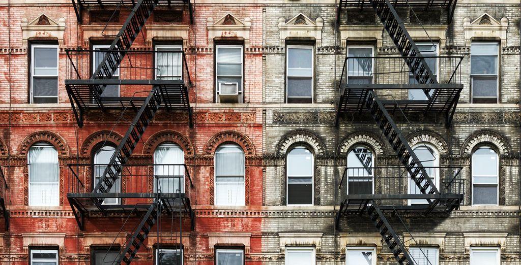Découvrez votre quartier, le East Village