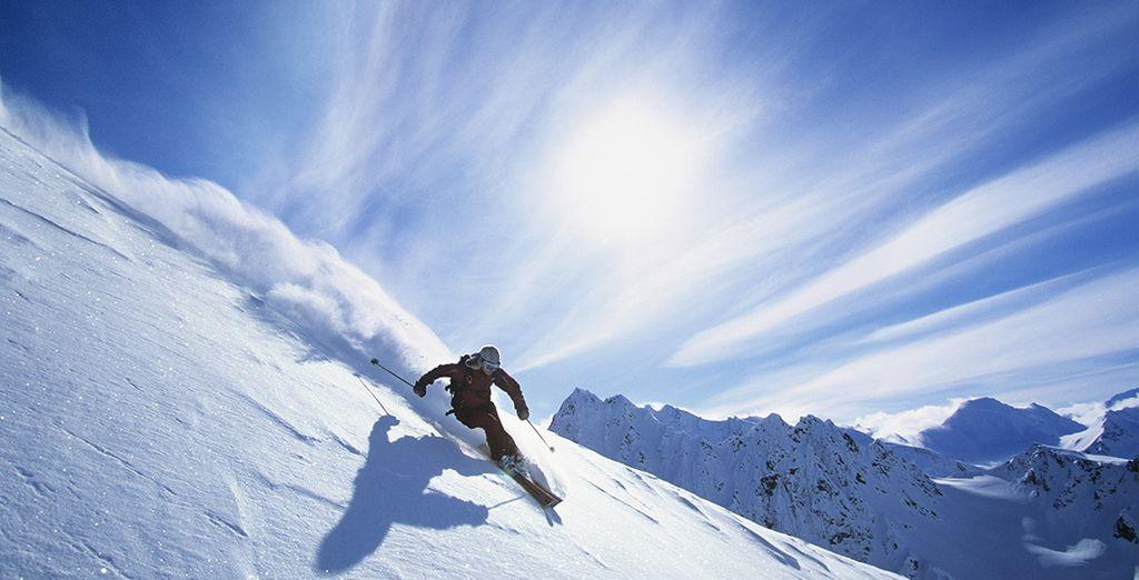 Il est temps de faire corps avec la montagne...