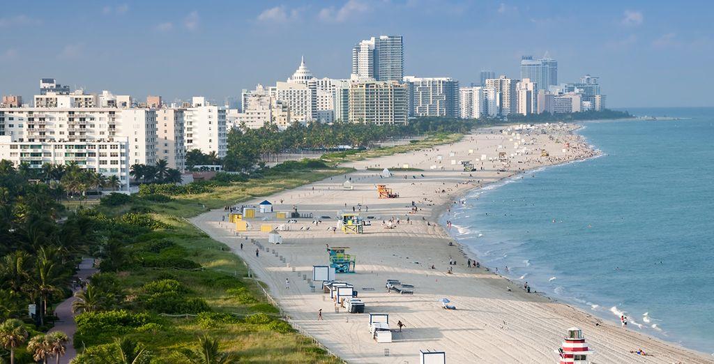 Miami, en Floride !