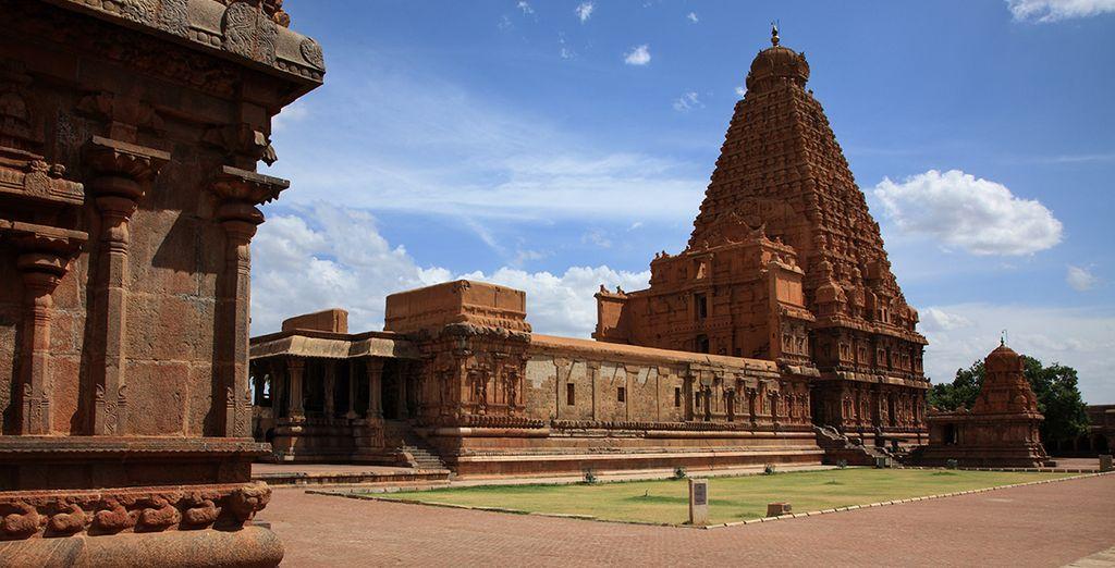 Admirez les vestiges historiques des Rois Pallava
