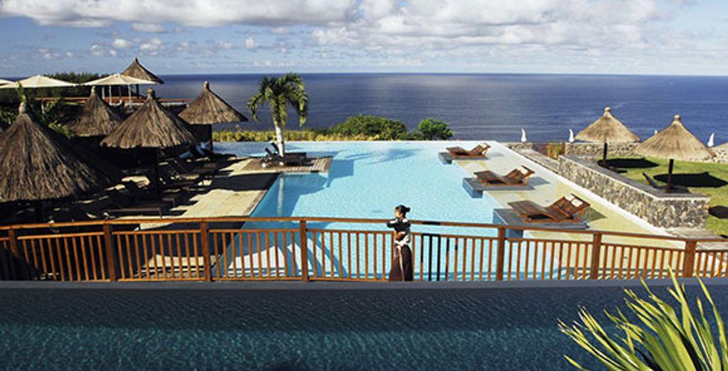 The Palm Hotel 5* - Autotour en hôtels 3* et 4* ou en hôtels 4* et 5* St gilles